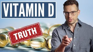 Vitamin D3 (Cholecalciferol) and Vitamin D2 (Ergocalciferol) and Calcitriol || All About Vitamin D