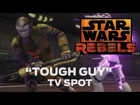 "Star Wars Rebels: ""Entanglement"" Short"