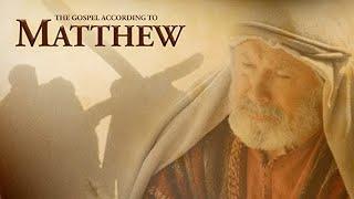 The Gospel According to Matthew   Full Movie   Bruce Marchiano   Richard Kiley   Gerrit Schoonhoven