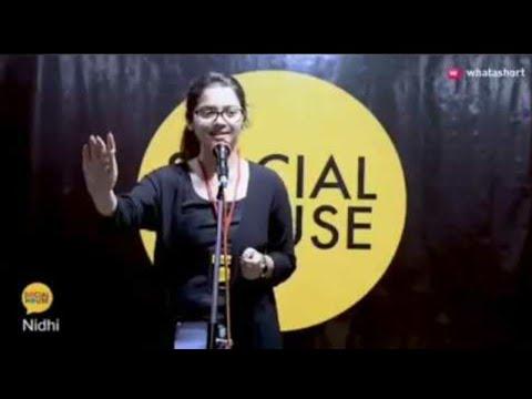 Nidhi Narwal | Love Poetry | Romantic 😍😘💑💞💚#WhatsApp status