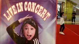 Penari Cilik Energik Isi Acara Road to Zara Concert