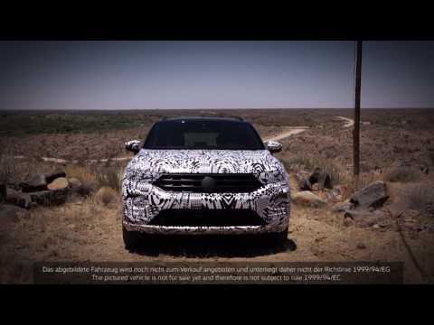 Preview Volkswagen T-ROC Clip | AutoMotoTV