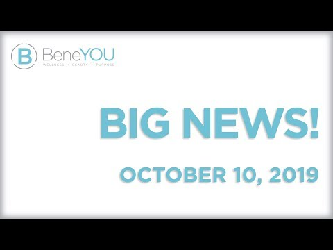 BeneYOU Announcement