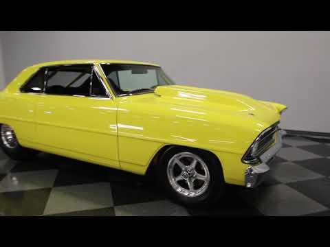 1967 Chevrolet Nova for Sale - CC-1017620
