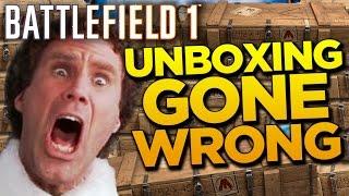 I've made a huge mistake..  Battlefield 1 - 32 Battlepacks + 100% LEGENDARY BARTEK PUZZLE