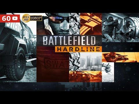 Battlefield Hardline Pelicula De Videojuego Completa en Español - Todas Las Cinematicas
