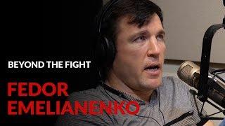 Chael Sonnen talks fighting Fedor Emelianenko