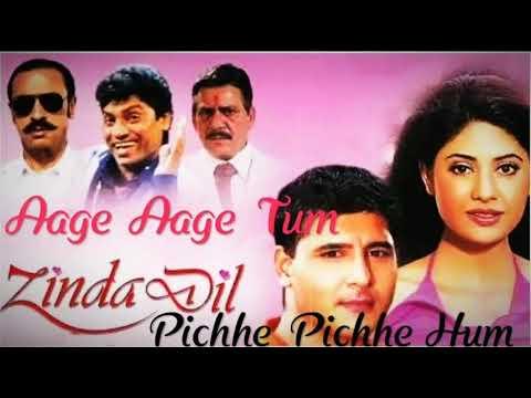 Aage Aage Tum Piche Piche Hum Romantic DJ Song