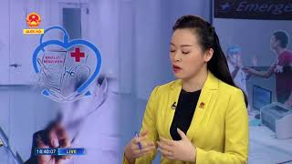 """Đài TH Quốc hội : Chương trình Câu chuyện hôm nay """" Giải pháp nào cho vấn đề an ninh bệnh viện"""""""