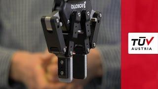 FORSCHUNGSPROJEKT: SAFETY & SECURITY IN DER MENSCH-ROBOTER-KOLLABORATION (MRK) MIT TÜV AUSTRIA GMBH
