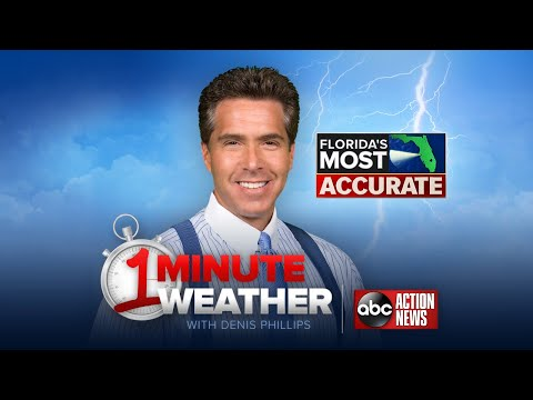 Florida's Most Accurate Forecast with Denis Phillips on Friday, September 15, 2017