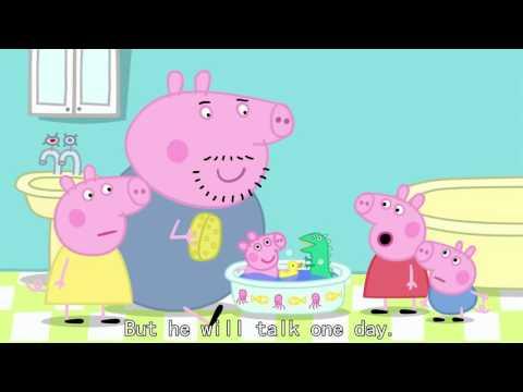 Peppa Pig - Baby Alexander (35 episode / 3 season) [HD]