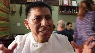Famiglia Con Famiglia [PREVIEW] - Gluten Free Tasting Menu W Chef Alfonso Zhicay