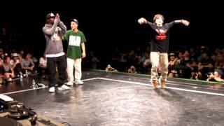 WDC2012 final RushBall vs  Ben&Majid-win 【HD】