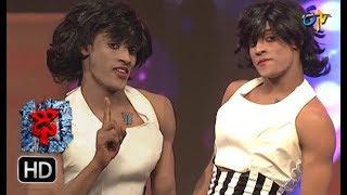 Raju Performance | Dhee 10 |  7th  March 2018| ETV Telugu