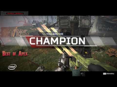 Apex Legends   Insane Pathfinder Grapple Plays Montage