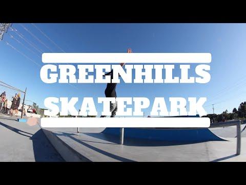 Greenhills Skatepark