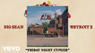 Kadr z teledysku Friday Night Cypher tekst piosenki Big Sean