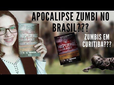 LIVRO HOSPEDEIROS DA M0RTE | RESENHA - Apocalipse Zumbi no Brasil?