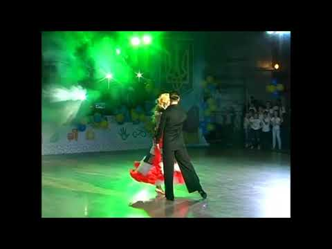 Tango | show Fiore Menzione e Vladlena Aptukova | Славутич Star юбилей 20 лет | Ukraine | Slavutich