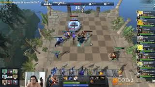 [ Auto Chess ] Counter Troll cờ lừa, chiến thắng số phận bằng bộ Hunter ft Knight