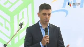 Fotbal: Ministrul Novak afirmă că FCSB şi FC Rapid vor putea juca pe Stadionul Arcul de Triumf