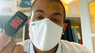 video: Watch: Doctor busts six common face mask myths