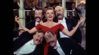Judy Garland - I Don't Care & Play That Barbershop Chord.
