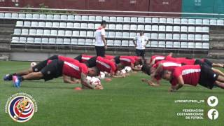 LaSeleSub20 continúa su preparación para el debut en la Copa Mundial Corea del Sur 2017