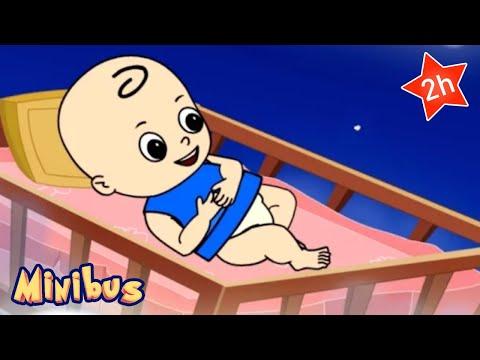 Nursery Rhymes & Children Songs : Rock a Bye Baby 👶 Videos for Kids