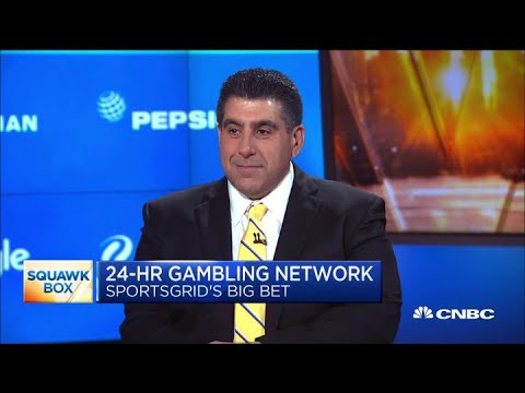 SportsGrid co-founder: I wanted to create the CNBC for sports, fantasy and gambling world
