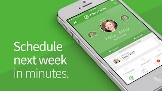 Employee Scheduling Software. Reinvented