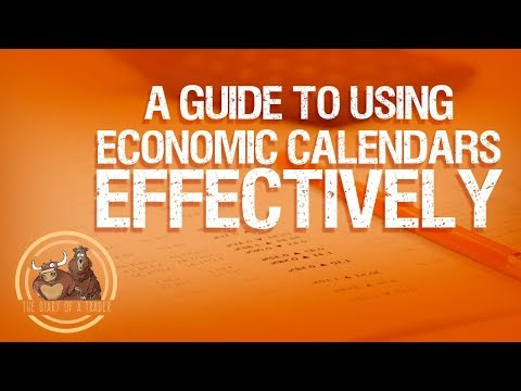 How to Use Economic Calendar Effectively