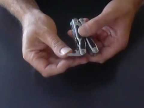 True Utility MultiMate Mini Multi Tool Instruction Video