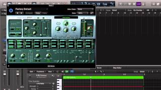 Sampling In LOGIC PRO X Part 1 Regions