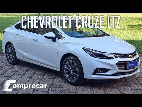 Avaliação: Chevrolet Cruze LTZ