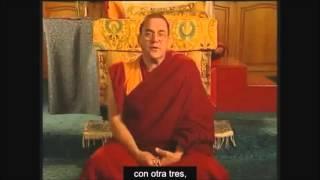 Práctica de meditación guiada.