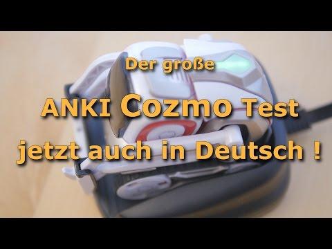 Anki Cozmo Tutorial Deutsch (Dibo's erstes Video !)