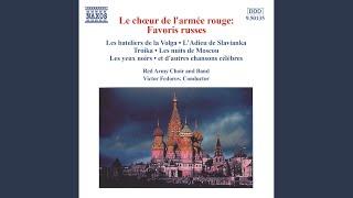 Song of the Volga Boatmen (arr. B. Alexandrov for choir)