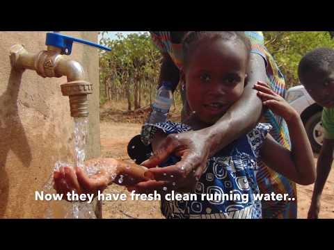 Water, Health & Women's Empowerment- Guinea Bissau