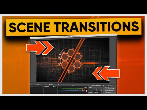 Why you NEED to be using SCENE TRANSITIONS on Stream!