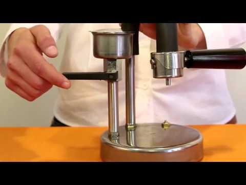 Kamira, a creamy espresso on your kitchen hob.