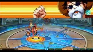 Anime Pirates Luffy Gear 4