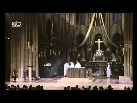 Messe du 24 novembre 2013