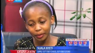 Ugonjwa wa kisukari kwa watoto: Jukwaa la KTN pt 2