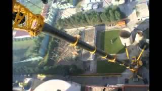 Самый большой автокран в мире HD видеохостинг Киносток