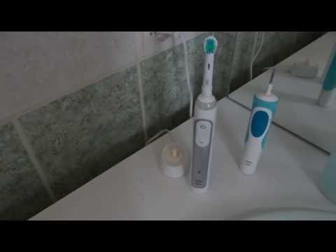 Brosse à dents électrique Oral-B Genius 8000 par Braun