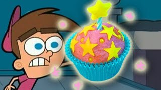 How To Make the MAGIC MUFFIN from The Fairly OddParents!