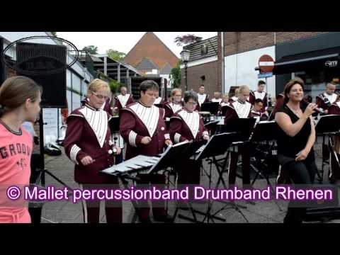 Vier muzikanten uit Dronten èn een zangeres treden op tijdens Taptoe Dronten