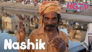 preview picture of video 'Nashik Maharashtra India'